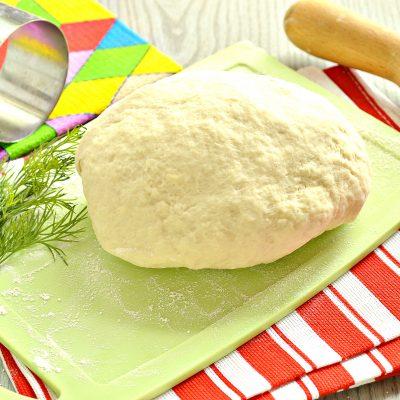 Постное тесто для пельменей и вареников - рецепт с фото