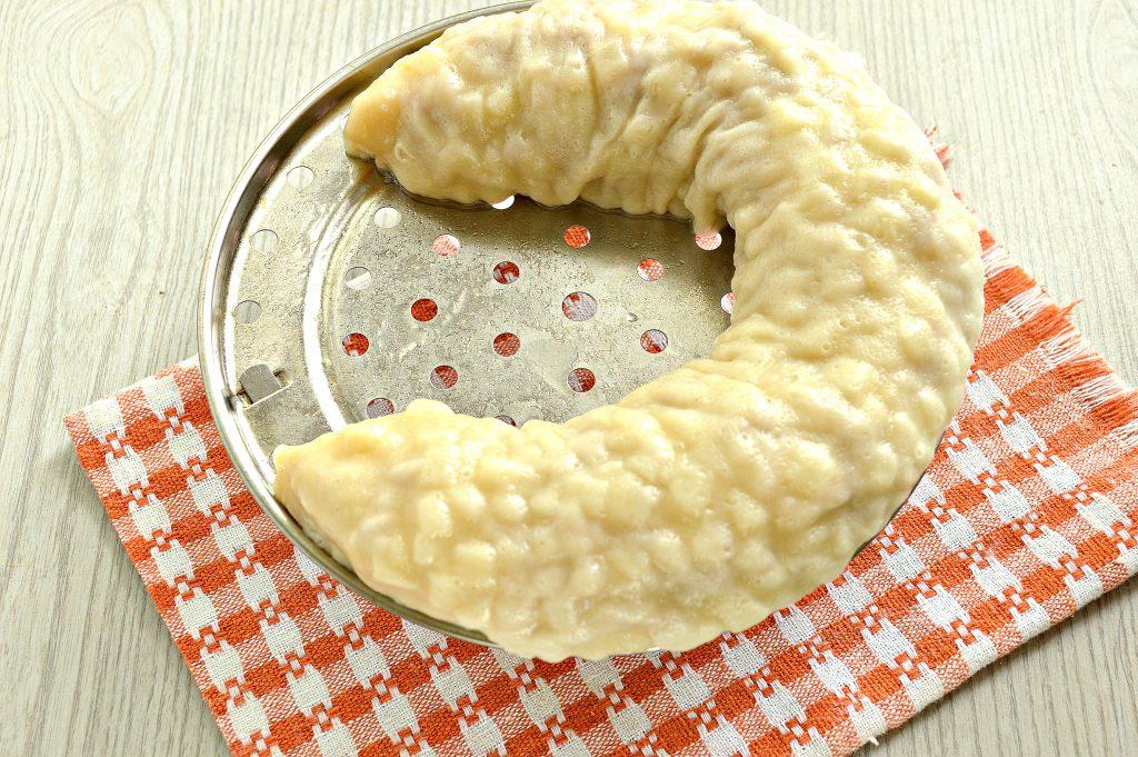 Фото рецепта - Ханум с картофелем и фаршем - шаг 8
