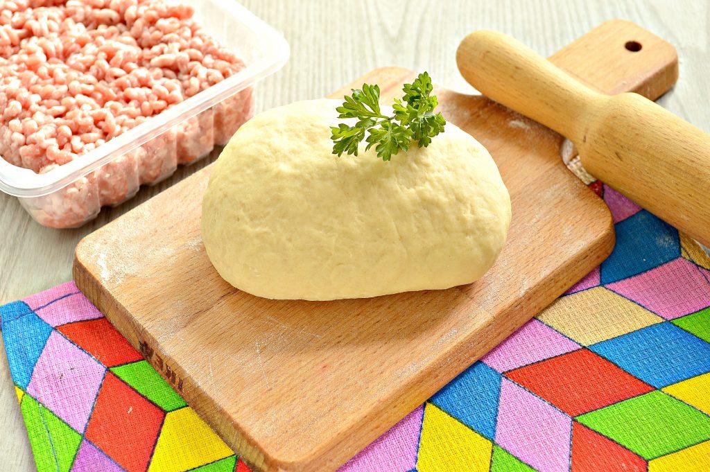 Фото рецепта - Заварное тесто для пельменей - шаг 9