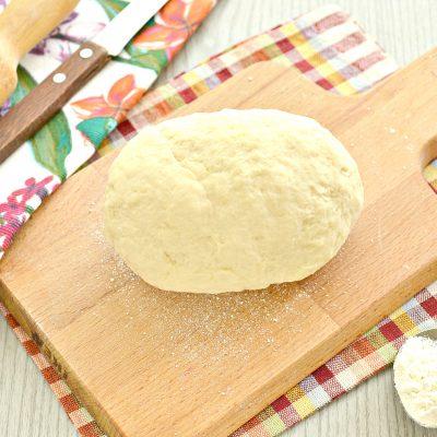 Тесто для вареников на кефире - рецепт с фото