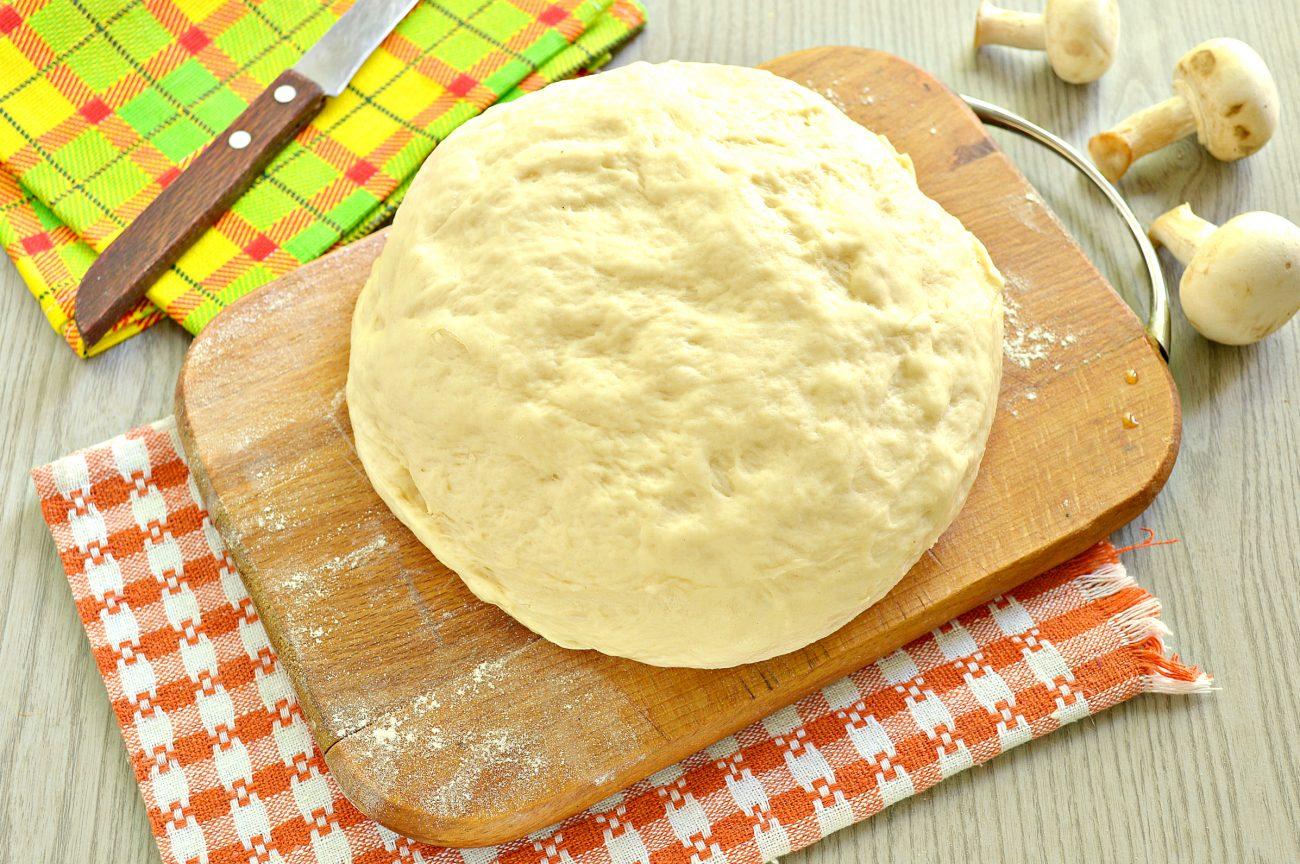 тесто на пироги рецепт с фото пошагово сказать