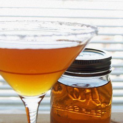 Апельсиновая настойка (ликер) - рецепт с фото
