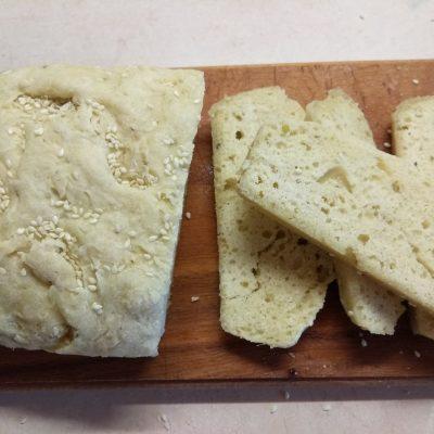 Хлеб в микроволновке за 6 минут - рецепт с фото