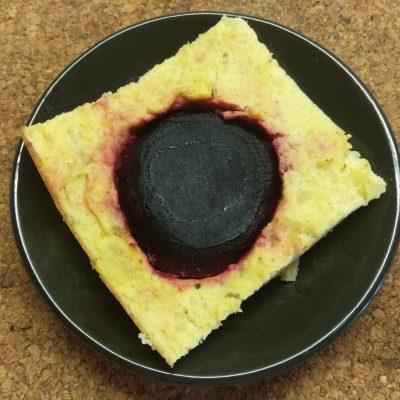 Картофельная запеканка со свеклой - рецепт с фото
