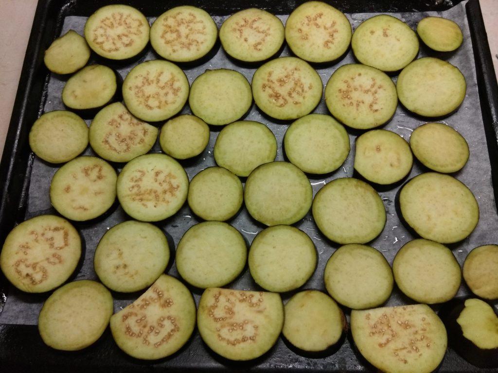 Фото рецепта - Острые маринованные баклажаны с чесноком - шаг 1