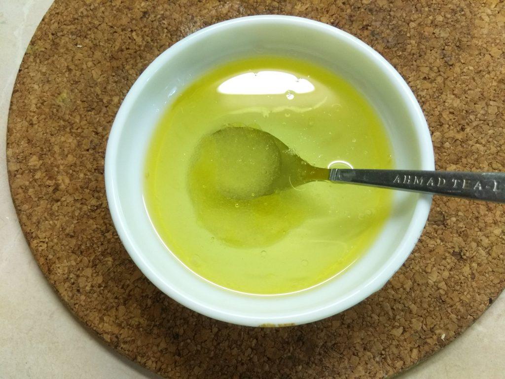 Фото рецепта - Острые маринованные баклажаны с чесноком - шаг 3