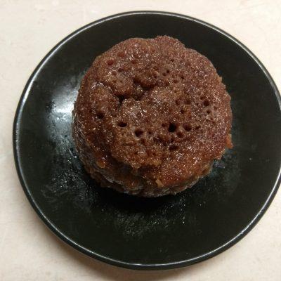 Быстрый шоколадный кекс в микроволновке на кефире - рецепт с фото