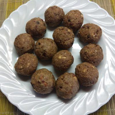 Домашние конфеты из сухофруктов - рецепт с фото