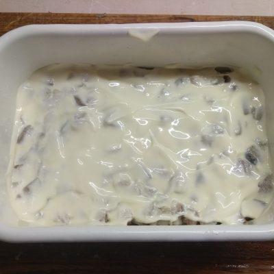 """Фото рецепта - Овощной салат """"Селедка под шубой"""" - шаг 3"""