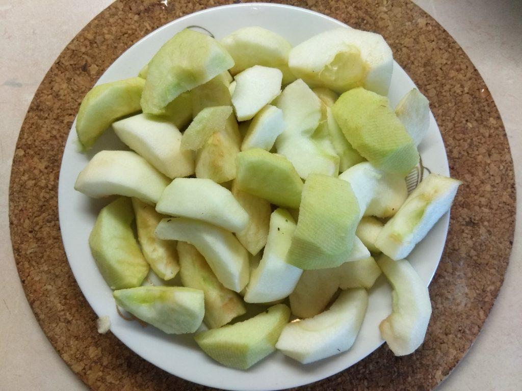 Фото рецепта - Тарт татен с яблоками, в микроволновке - шаг 1