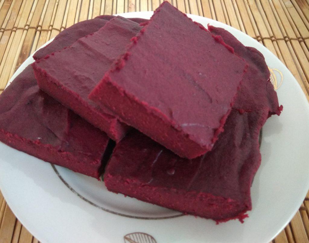 Фото рецепта - Свекольно-шоколадный брауни - шаг 7