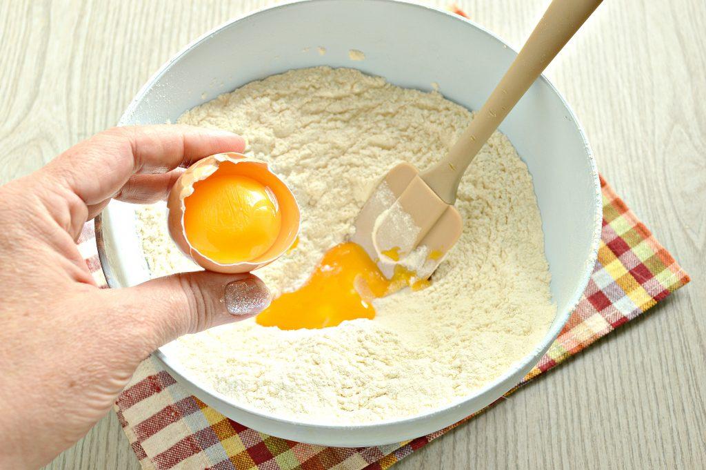 Фото рецепта - Тесто для пельменей и вареников на желтках - шаг 4
