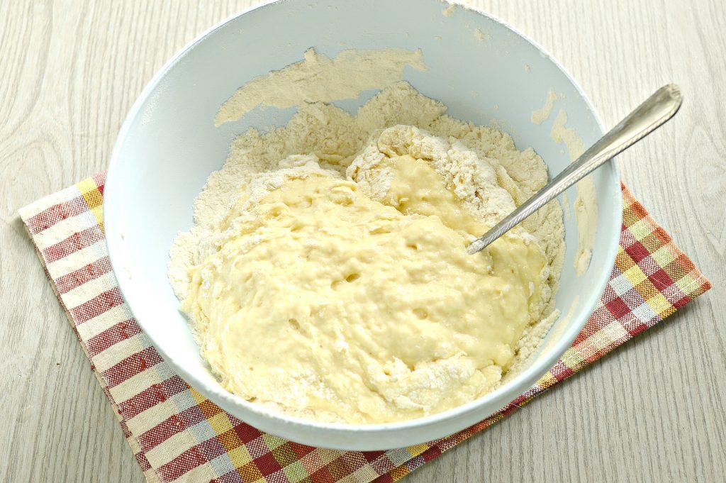 Фото рецепта - Тесто для пельменей и вареников на желтках - шаг 6