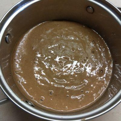 Фото рецепта - Диетический ПП кекс из сухофруктов - шаг 1