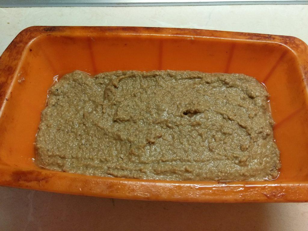 Фото рецепта - Диетический ПП кекс из сухофруктов - шаг 3