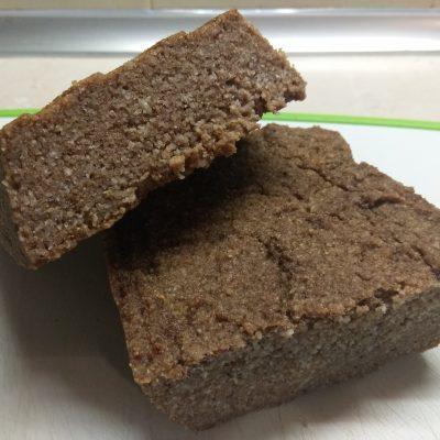 Фото рецепта - Диетический ПП кекс из сухофруктов - шаг 4
