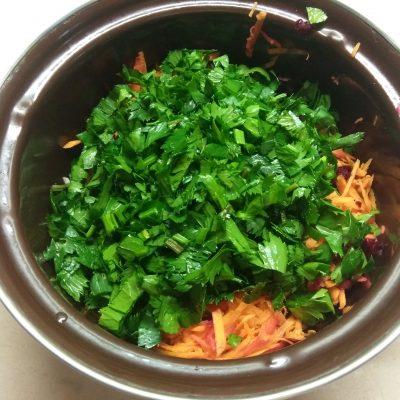 Фото рецепта - Диетический овощной салат из корнеплодов - шаг 2