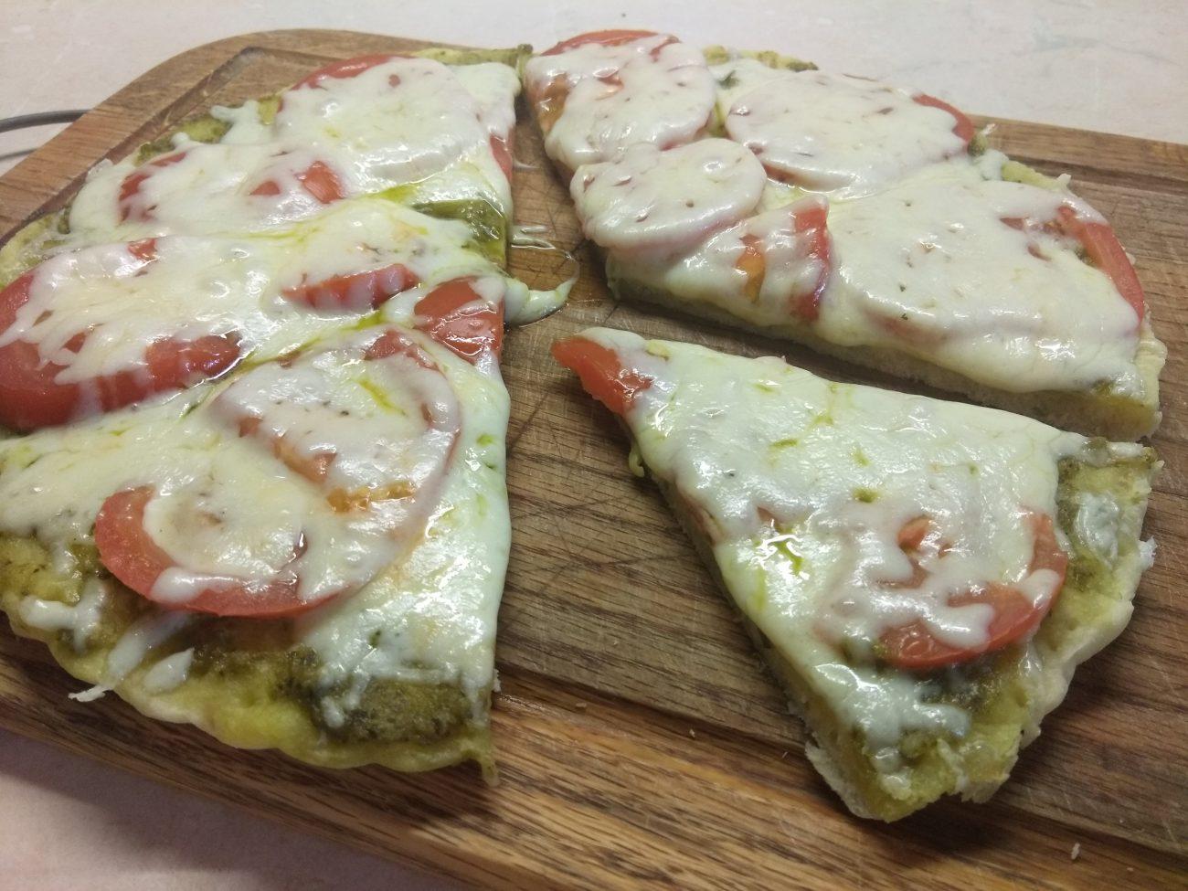 Пицца Маргарита по –новому