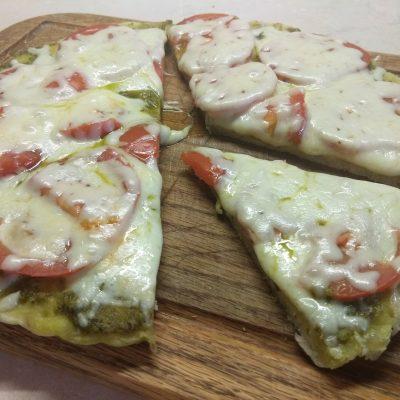 Пицца Маргарита по –новому - рецепт с фото