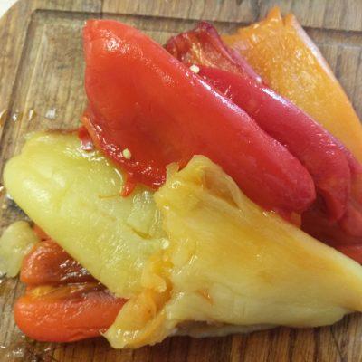 Фото рецепта - Постный крем-суп из запеченного болгарского перца - шаг 2