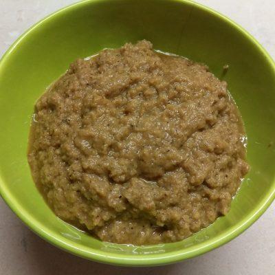 Соус из барбариса к мясу - рецепт с фото