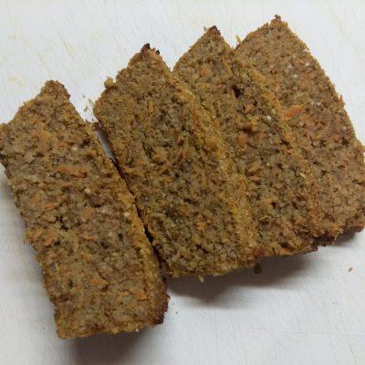 Пирог бананово-морковный пряный - рецепт с фото