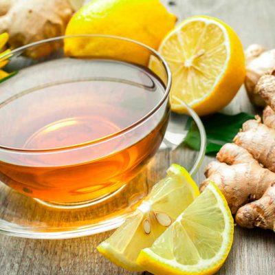 Имбирный чай - рецепт с фото