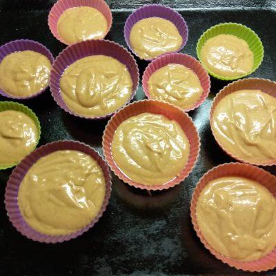 Кексы на сметане с боярышником - рецепт пошаговый с фото