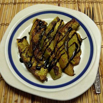 Тыква, запеченная в духовке с тимьяном - рецепт с фото