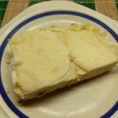 Картофельная запеканка с тунцом и сыром - рецепт с фото