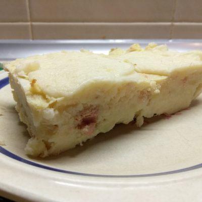 Фото рецепта - Картофельная запеканка с тунцом и сыром - шаг 5