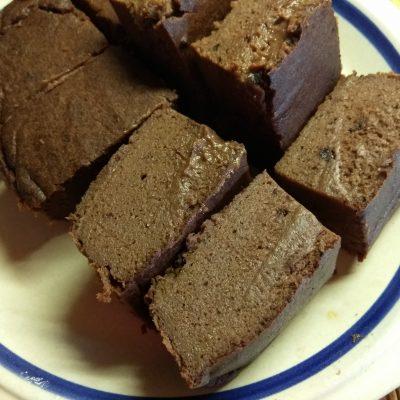Брауни из сухофруктов со сгущенным молоком - рецепт с фото