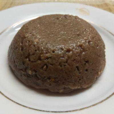 Кексы в микроволновке с домашней нутеллой - рецепт с фото