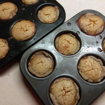 Фото рецепта - Мини-тарты с калиновым заварным кремом - шаг 6