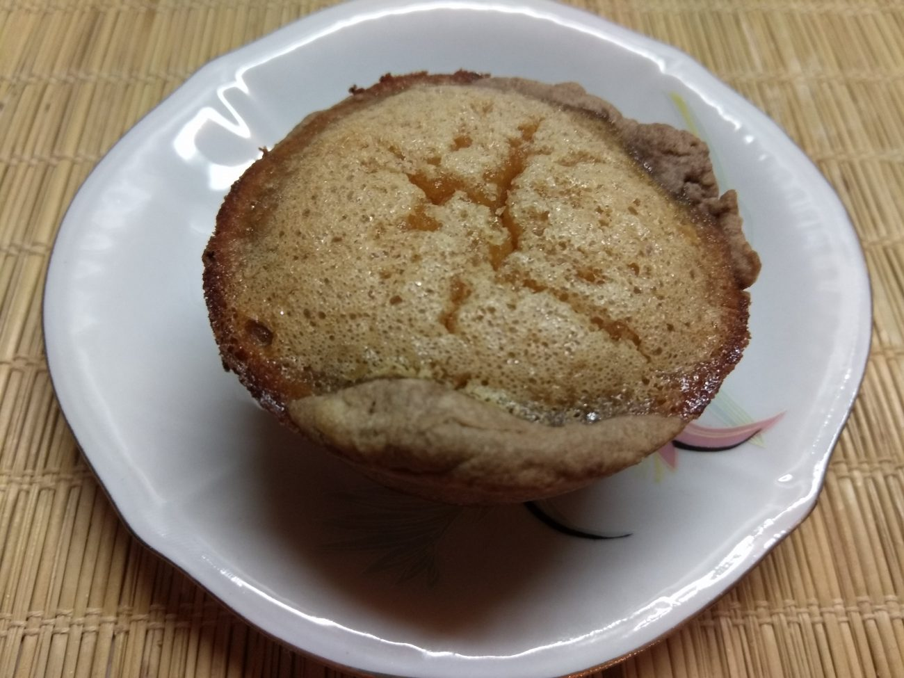 Мини-тарты с калиновым заварным кремом