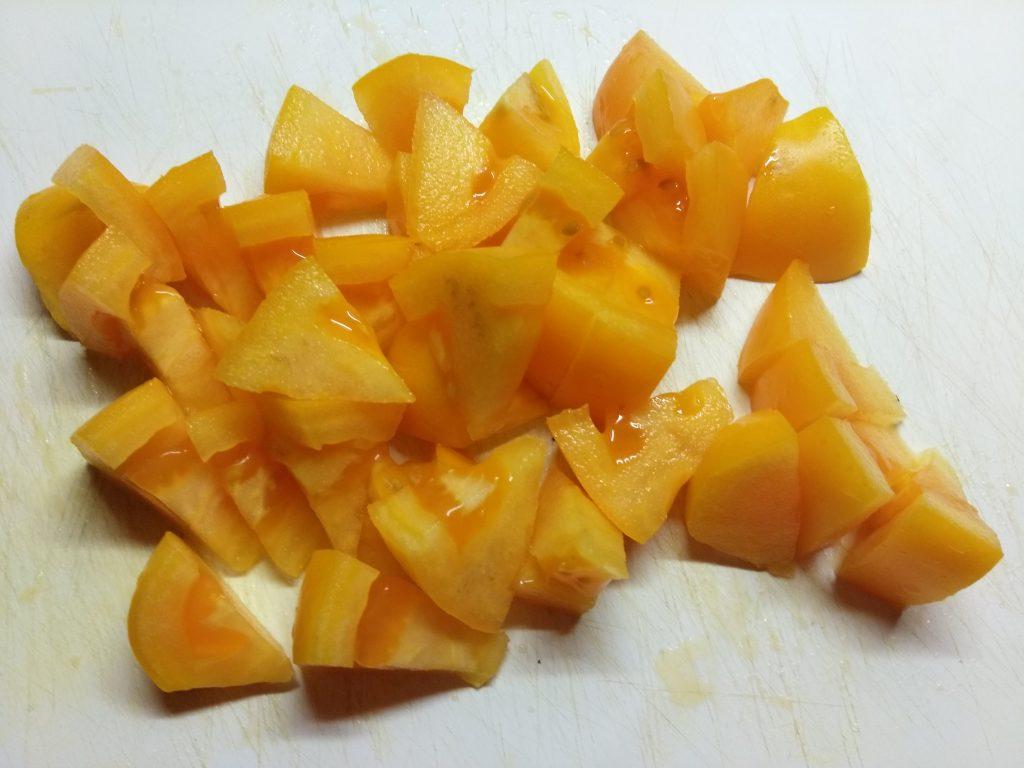 "Фото рецепта - Овощной салат ""Радуга"" - шаг 1"