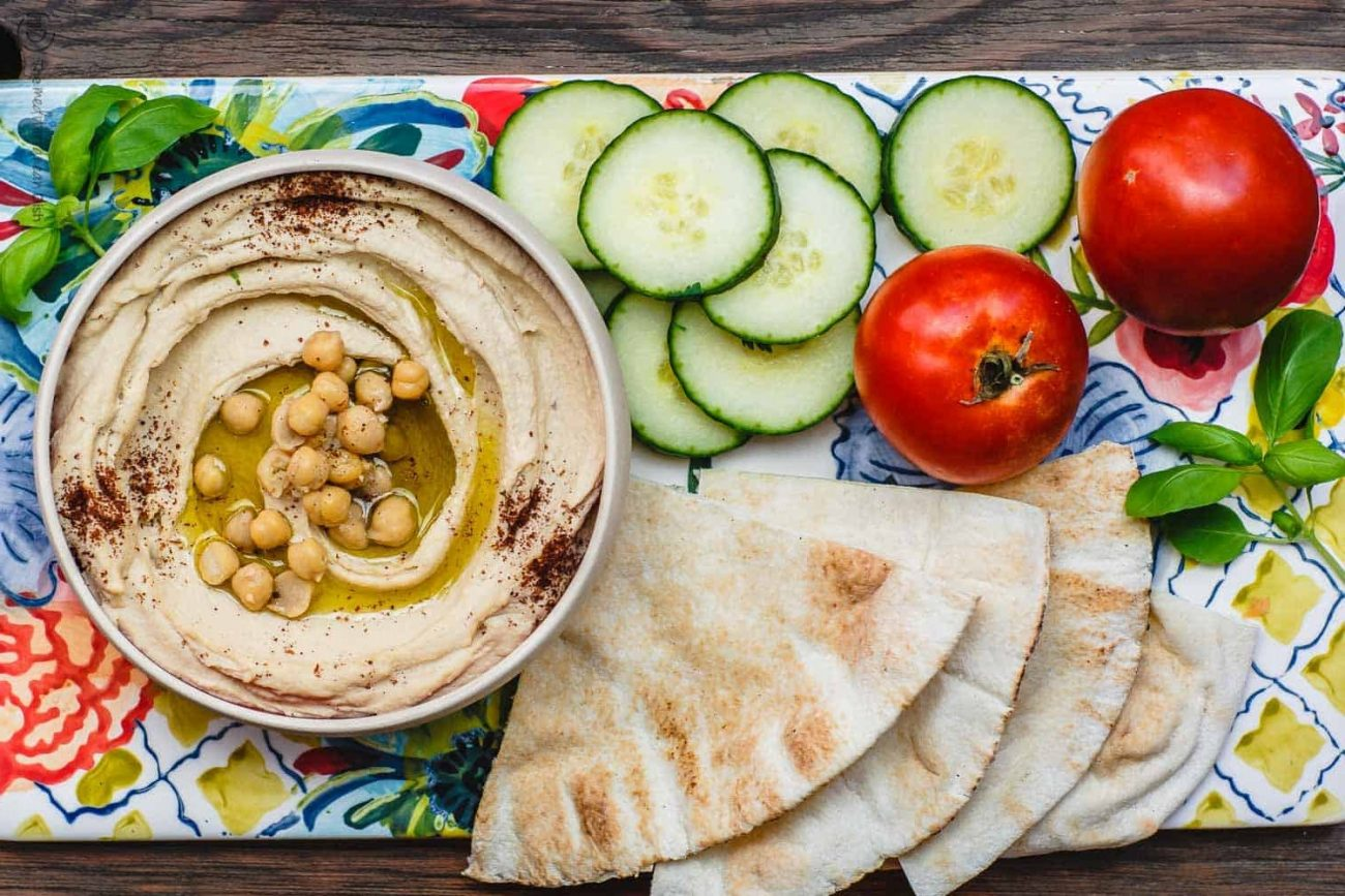Хумус – классический рецепт
