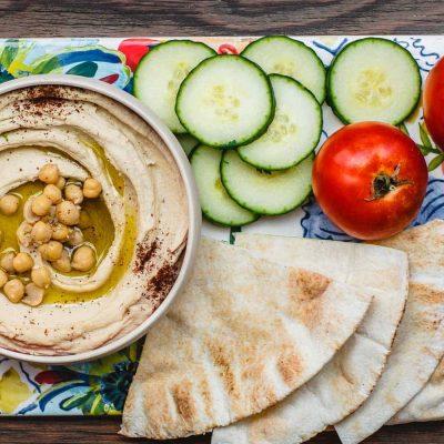 Хумус – классический рецепт - рецепт с фото