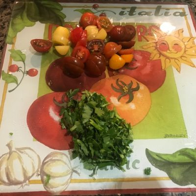 Фото рецепта - Быстрый яичный завтрак с тестом Фило (Filo) - шаг 3