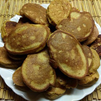 Оладьи из хурмы - рецепт с фото