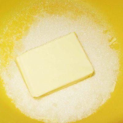 Фото рецепта - Печенье с кукурузной мукой - шаг 1