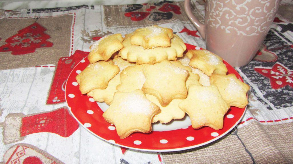 Фото рецепта - Печенье с кукурузной мукой - шаг 8