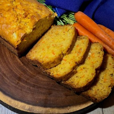 Морковно-ананасовый домашний хлеб - рецепт с фото