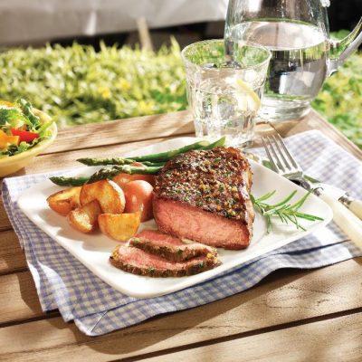 Запеченная говядина с овощами - рецепт с фото