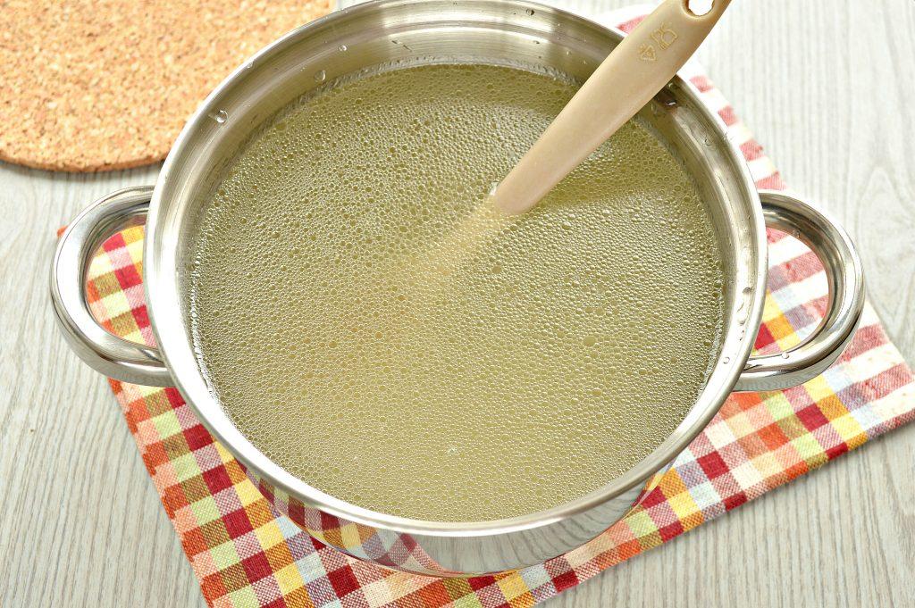Фото рецепта - Суп с гречкой и цыпленком - шаг 1