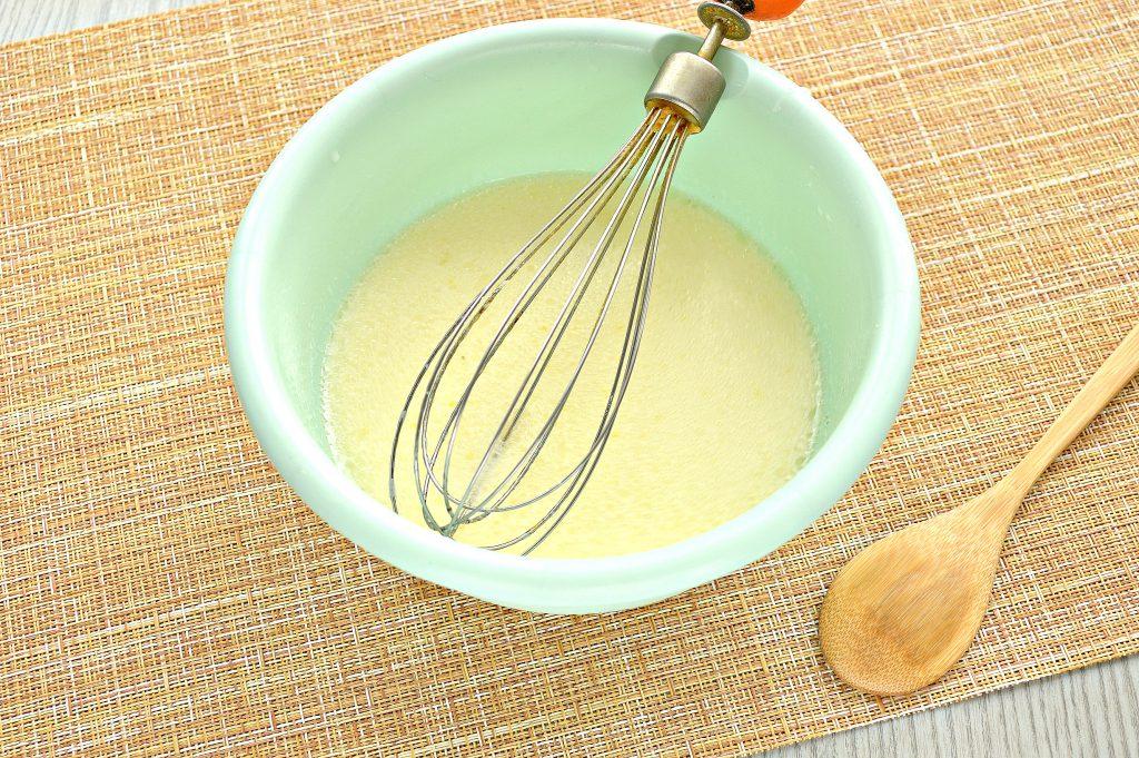 Фото рецепта - Тесто для мантов на молоке с яйцами - шаг 3