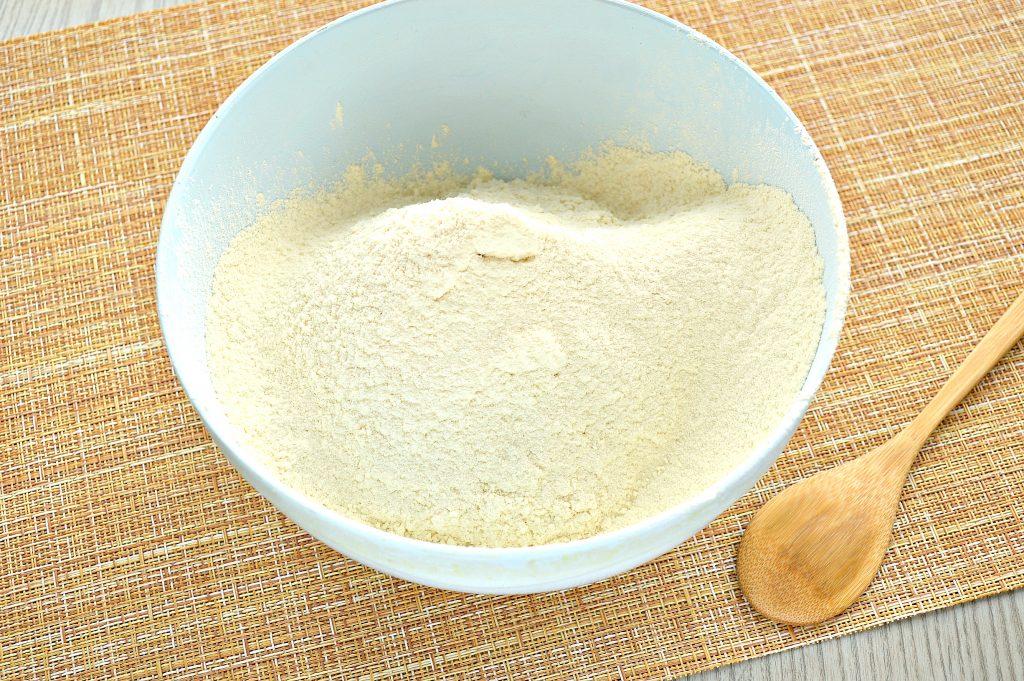 Фото рецепта - Тесто для мантов на молоке с яйцами - шаг 4