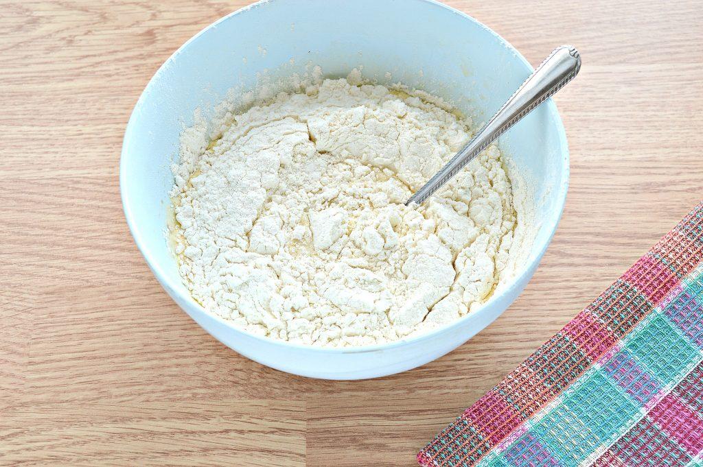 Фото рецепта - Дрожжевое тесто для курника на молоке - шаг 5