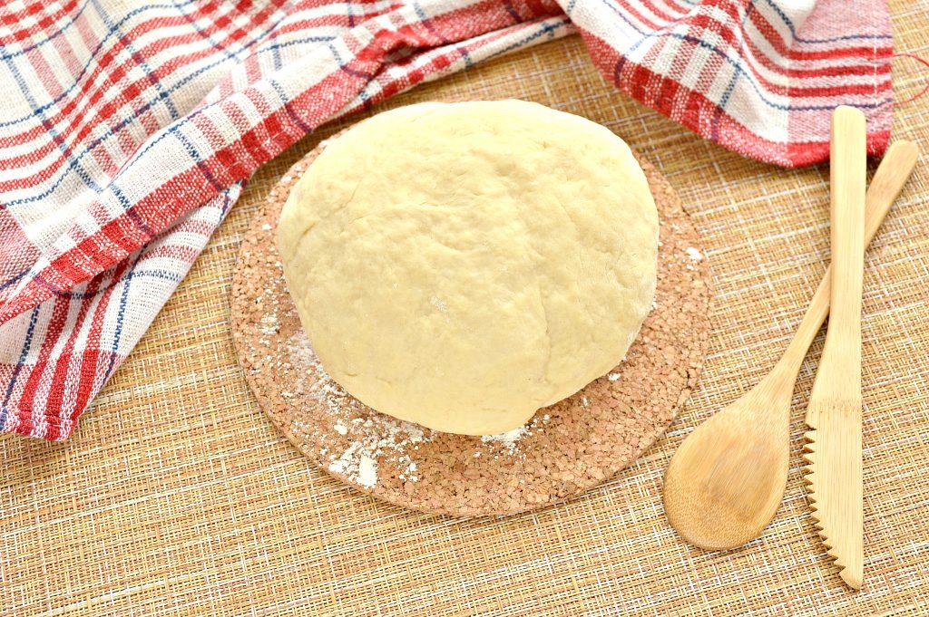 Фото рецепта - Тесто для мантов на молоке с яйцами - шаг 8