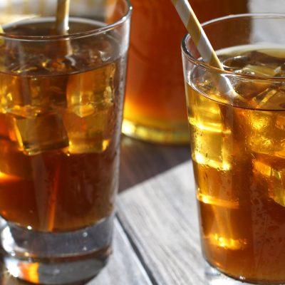 Чай с лимоном - рецепт с фото